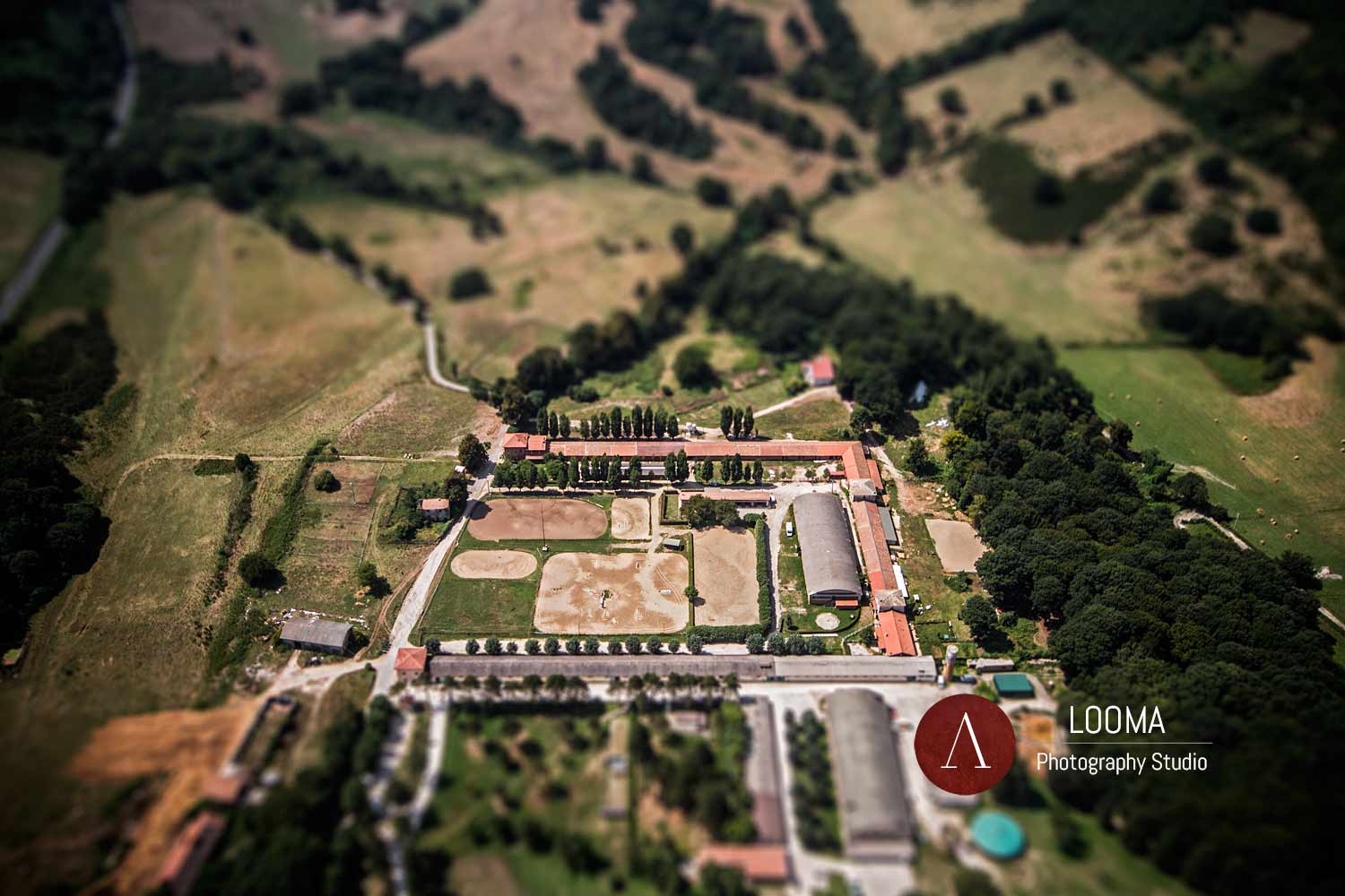Aerial Photography services for real estate, farming and nursery