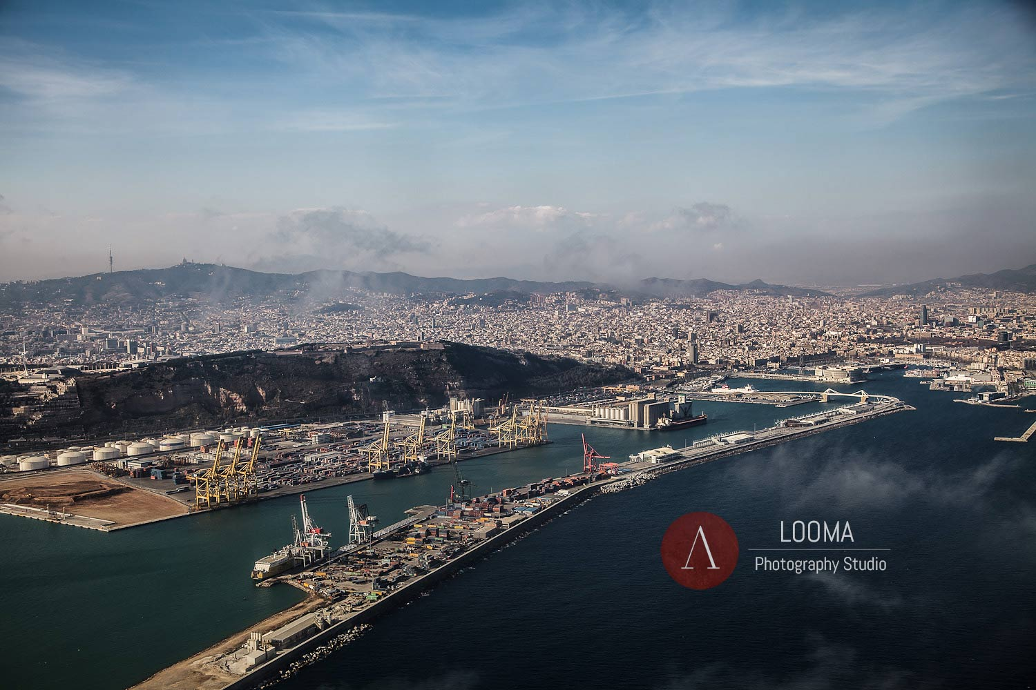 Aerial photography service in Italy