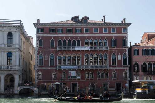 Venice Palazzo Bembo on Canal Grande
