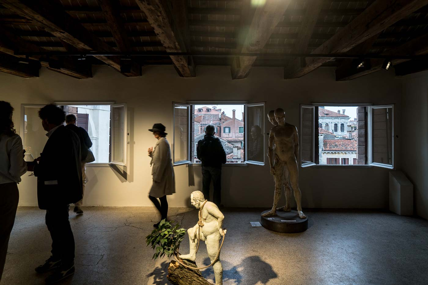 exhibition in Venice 2017