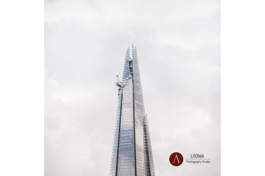 The Shard - Renzo Piano Architect - London 2012