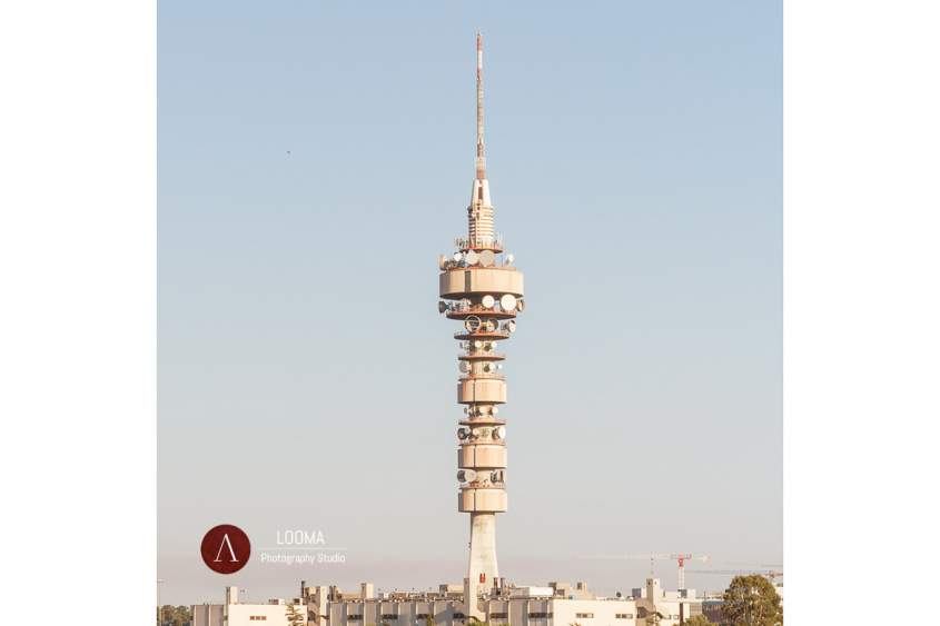 Laurentina Tower ( or Telecom Tower)