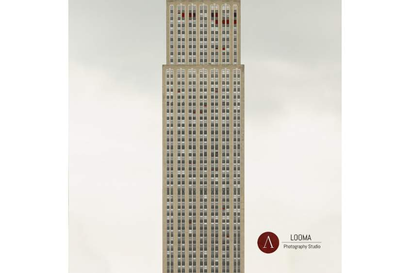 Empire State Building - study n. 3