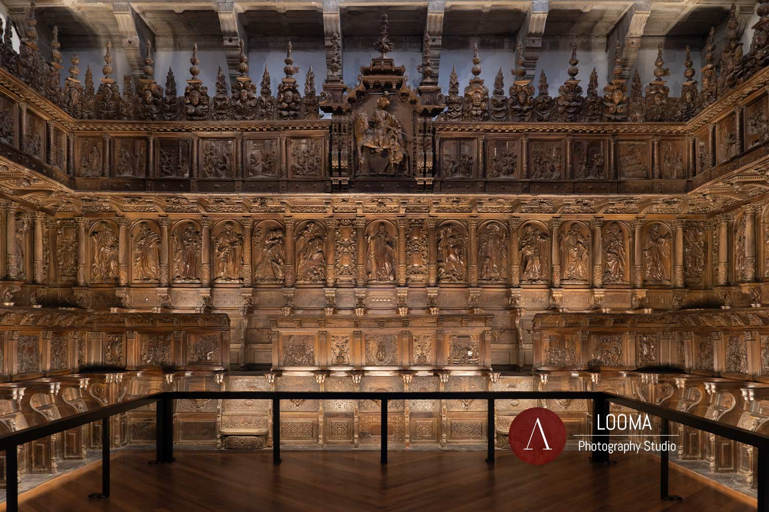 LED Lightining for the artistic cultural heritage