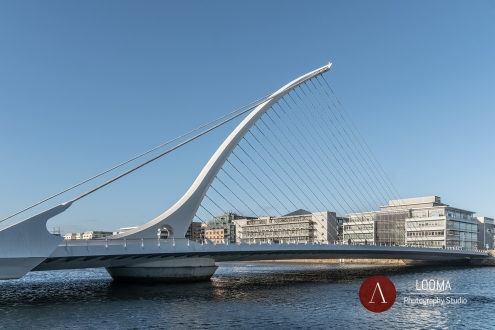 CALATRAVA SAMUEL BECKETT BRIDGE Ireland