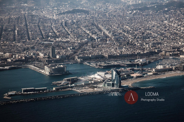Servizi di Fotografia Aerea - paesaggio urbano
