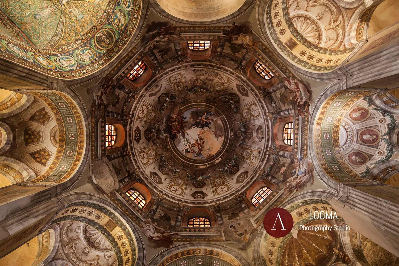 Chiesa di San Vitale, Ravenna, Italia