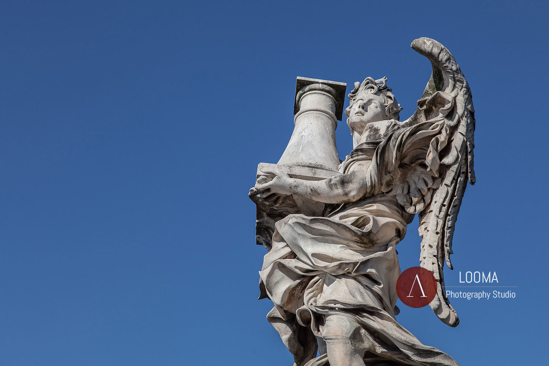 Fotografia di Opere d'Arte -Scultura a Roma ed in Italia