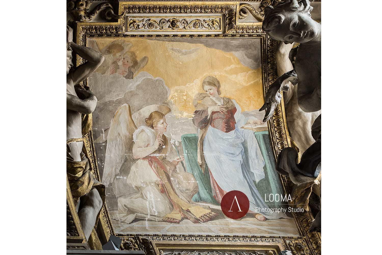 Servizi di Fotografia di affreschi e mosaici