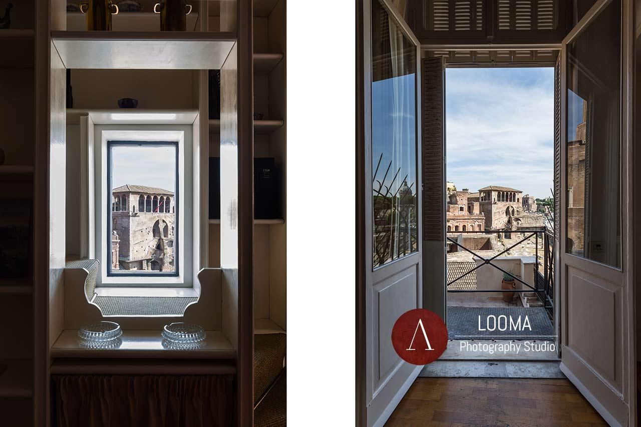 fotografo di interni per architettura a Roma