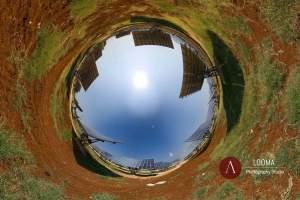 Fotografia Panoramica per l'Industria