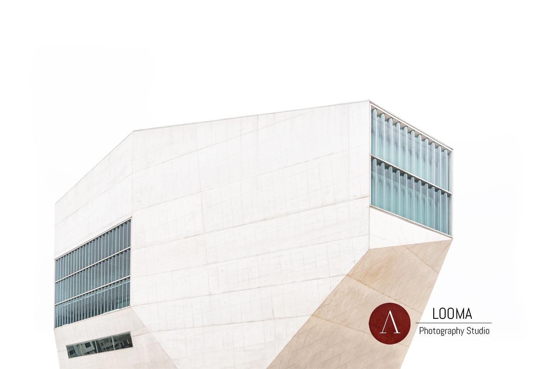 Casa da Musica, Architetto Rem Koolhaas