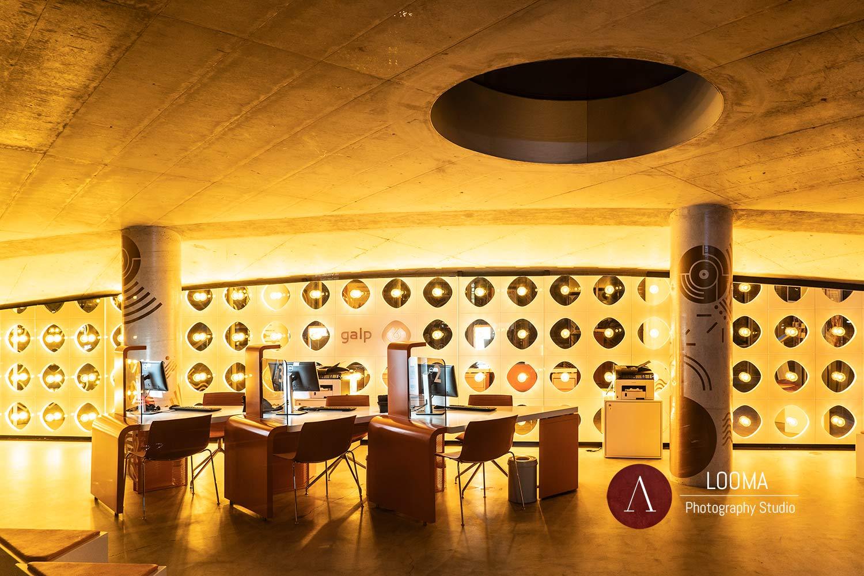 Fotografia Lighting design - Architetto Rem Koolhaas